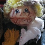 Beheaded cabbage patch kid
